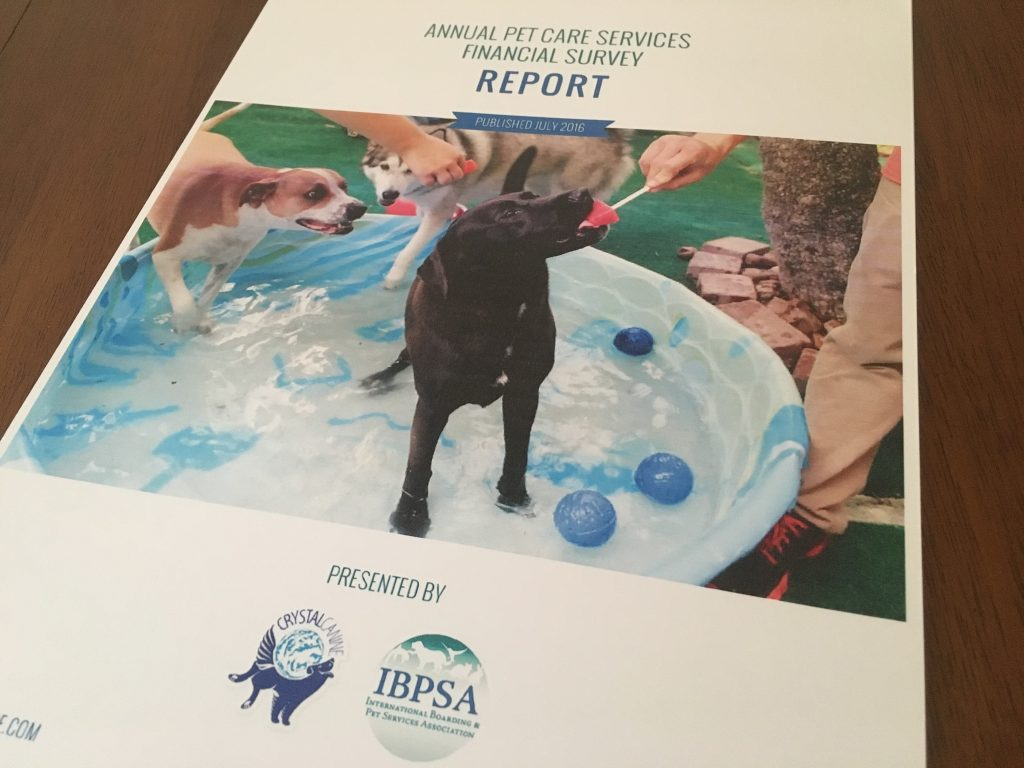 Annual Pet Care Services Survey Report