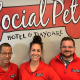 Photo of the Social Pet Hotel and Daycare team